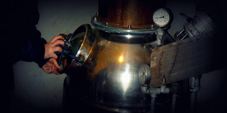Cranky-turtle-Handmade Gin